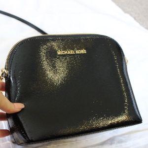 New Michael Kors side satchel